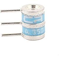 DealMux 350V Littelfuse descarga de gás Tubo SL1021A350R 350N-036 azul