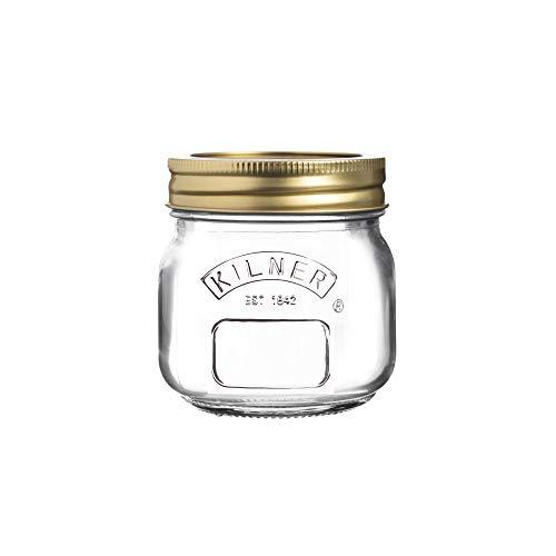 - Einmachglas - mit Schraubverschluß - 250 ml ()