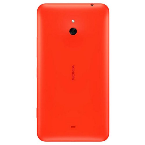 Ersatz-Akku Back Cover ORIGINAL NOKIA LUMIA für 1320 ORANGE (Nokia Orange Lumia 1320)