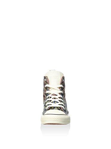 Converse Unisex-Erwachsene A/s Prem Hi Cotton Missoni Hightop Sneaker Auburn/Black/Egret