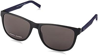 Tommy Hilfiger Gafas de Sol 1403/S NR R5Y (56 mm) Negro