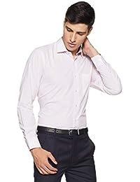 Van Heusen Men's Checkered Slim Fit Formal Shirt