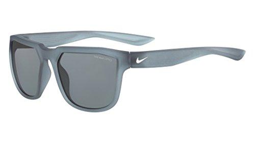 Nike Sonnenbrille (NIKE FLY EV0927) MT WF GY/SIL W/GRY SIL FL LENS