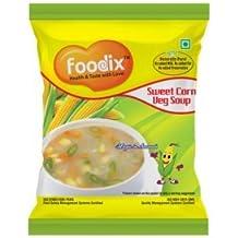 foodix Sweet Corn Soup Mix -12g (Pack of 10)