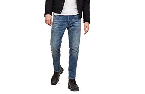 Raw HombreAzulvintage 3301 SlimJeans Aged Para G 8968 Star 296529w34l Medium ZTwikOlPXu