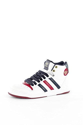 Adidas G45796 Scarpe Sportive Donna Bianco/Rosso/Blu scuro
