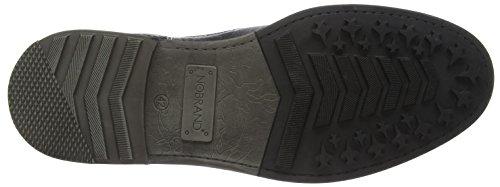 nobrand Herren Maverick Chelsea Boots Schwarz (Black)