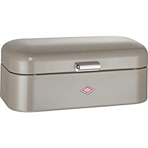 Wesco Grandy 235201-57 Bread Bin 42 x 23 x 17 Warm Grey