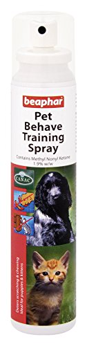 Beaphar Pet Behave Training Spray For Cats and Dogs 125ml - Valentina Valentti UK