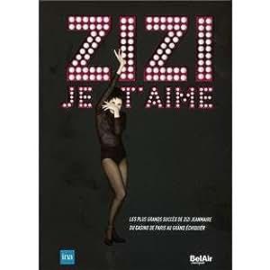 Jeanmaire Zizi / Zizi Je T'Aime DVD