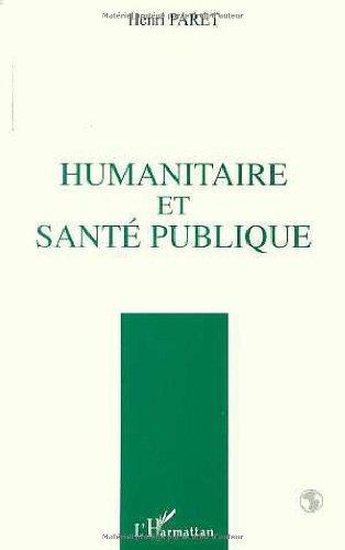 Humanitaire et santé publique