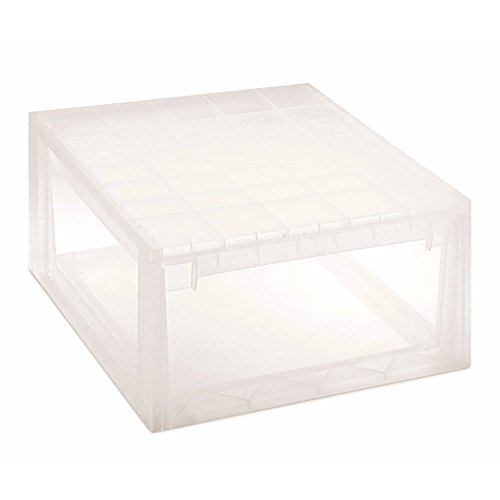 TERRY Contenitore Home Storage Light drawer l cassetto armadio L39,6 x P39 x H21,3