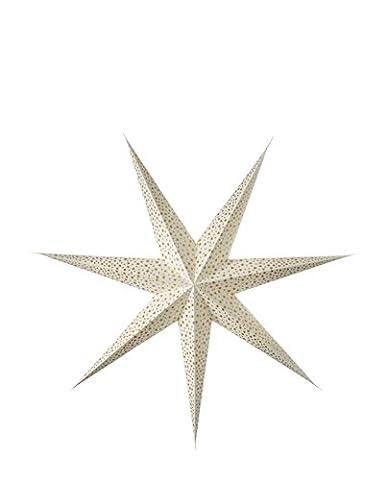 Bungalow Stern Stardust gold