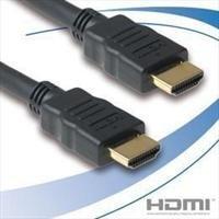 PureLink HC0002-005 - basic+ Serie. Zertifiziertes High Speed HDMI Kabel mit 24 kt. vergoldeten Steckkontakten - FullHD 1080p, 1440p, 1600p, 2160p und 4Kx2K. Deep Color und x.v.Color. HDMI A Stecker auf HDMI A Stecker. Dreifache Abschirmung. Länge: 0,50m V. 1.3 B Cat 2-serie