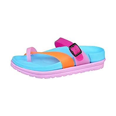 Lancer Blue Women's Flip Flops 3 UK