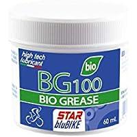 Star BluBike 60ml Graisse Bio pour vélo Mixte Adulte, Blanc, 555