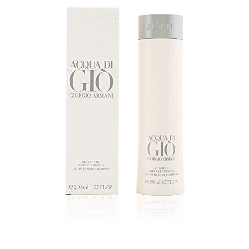 Giorgio Armani Acqua di Gio homme / men, Duschgel 200 ml, 1er Pack (1 x 200 ml) - Acqua Di Gio Duschgel