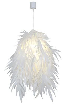 "Naeve Leuchten Pendelleuchte ""Young Living"" / d: 45 cm / h: 145 cm / Material: Kunststoff 7019023 von Naeve Leuchten GmbH bei Lampenhans.de"