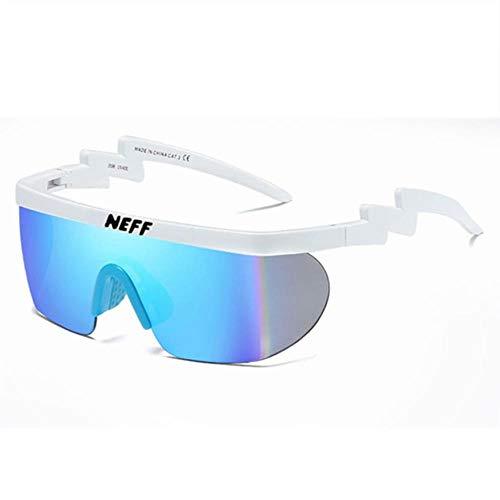 CRAVEN Neff Sonnenbrille Männer Frauen Vintage Sport Übergroße Brille Clip On Shades UV40 Schutz Sonnenbrille Lentes De Sol Mujer, C12, ohne Etui