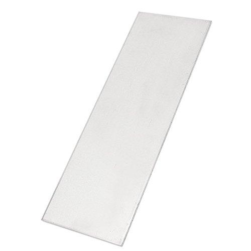 EsportsMJJ 300X100X4Mm Titanplatten Platte Gr. 5 Metall Titan 6Al-4-Bogen