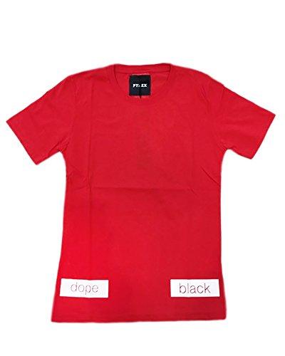 Pyrex Herren T-Shirt Rot