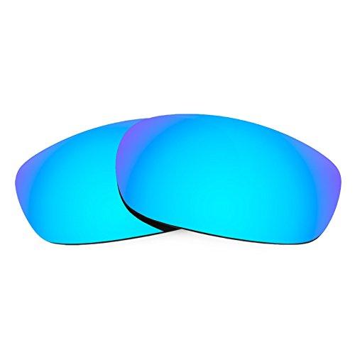 Revant Ersatzlinsen für Oakley Square Wire 2.0 Eisblau MirrorShield®