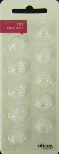 Oticon RITE Plus Domes (AKA Tulip Domes)