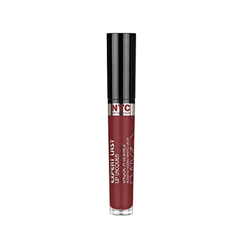 NYC Expert Last Lip Lacquer - Turtle Bay Toffee