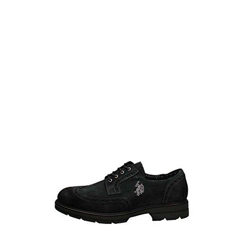 U.S.POLO ASSN. US Polo ELTON4198W7/S1 Chaussures de Ville Homme *