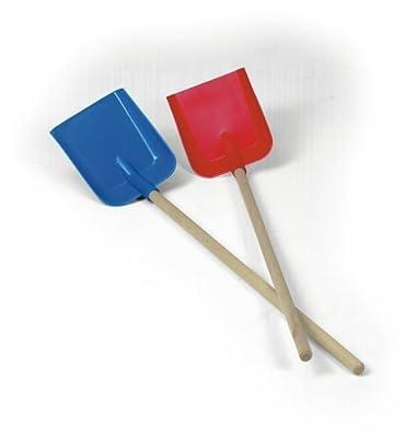 Rolly Toys 372454 - Schaufel mit Holzstiel