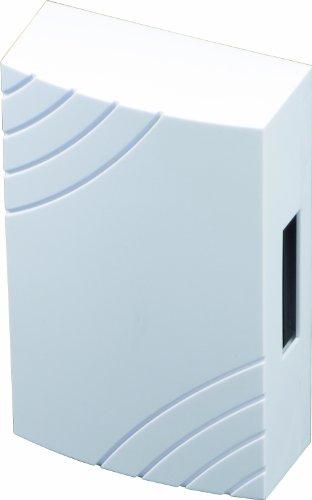 SCS SEN4138456 Carillon filaire électromécanique avec transformateur intégré Blanc