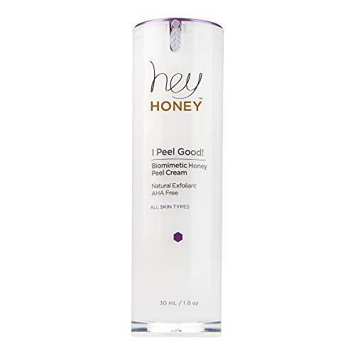 Hey Honey I Peel Good: Biomimetic Honey Peel Cream, 1 oz bottle by Hey Honey