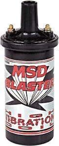 MSD Ignition Blaster Haut Vibration Bobine PN: 8222