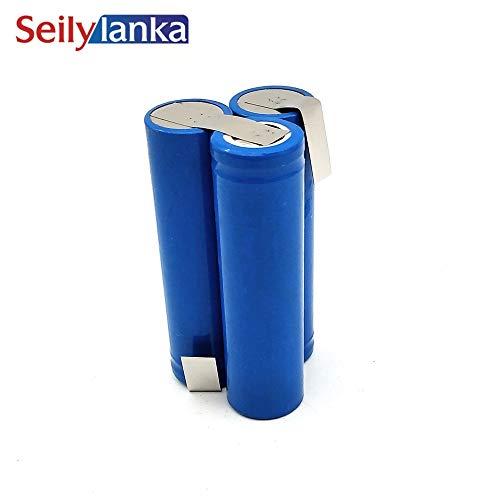 Seilylanka 2000mAh per Wurth 10.8V Li-ion batteria per strumento al litio 0700996213 0700 996 213 per l'auto-installazione