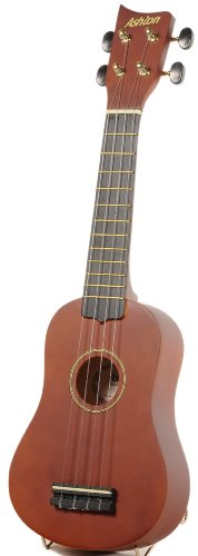 ASHTON 100   UKELELE  COLOR CAOBA