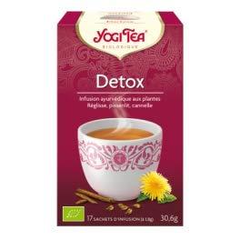 Yogi Tea detox 17 sachets 30,6g