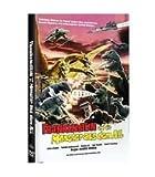 FRANKENSTEIN UND DIE MONSTER AUS DEM ALL - Godzilla, Rodan & Mothra limitierte DVD Hartbox 99 Stk COVER C