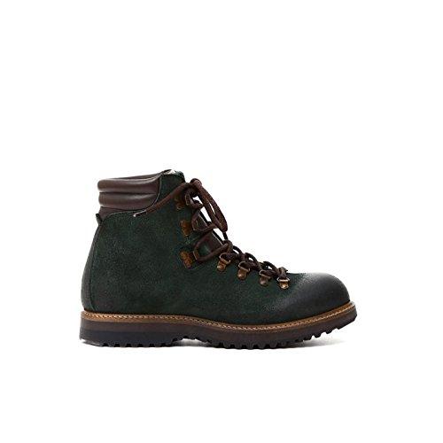 Cafè Noir LQD601244440 244 Verde 45 Chaussure Légère Boots Croûte Inserts