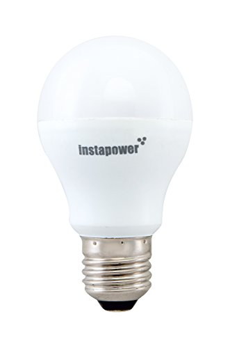 Instapower Base E27 9-Watt LED Bulb (Cool Day Light)
