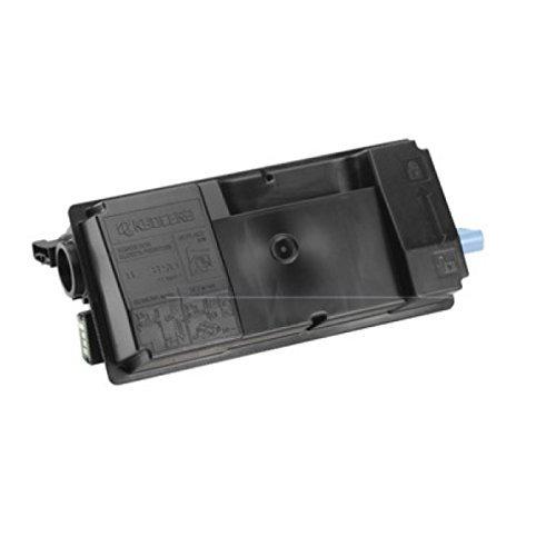 Kyocera TK-3160 Toner-kit Schwarz inkl. Resttonerbehälter für 12.500 Seiten ISO/IEC 19752 -