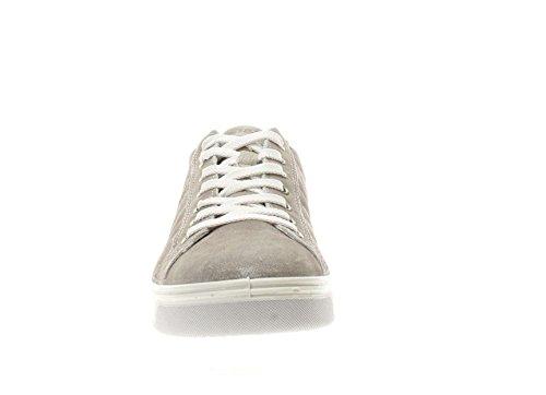 Igi&Co Uomo Sneaker 77251USV 7724 GRIGIO Sneaker in camoscio Grigio