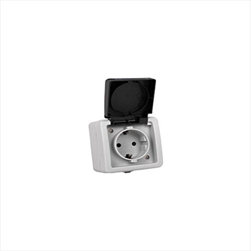 Cofan 51001226 - Base Enchufe estanco (IP44)