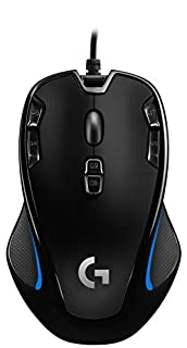 Logitech G300S Optical Gaming Mouse - Black (B00PVWZH78) | Amazon price tracker / tracking, Amazon price history charts, Amazon price watches, Amazon price drop alerts