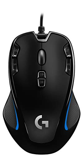Logitech G300s - Optical Gaming Mouse
