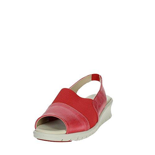 Cinzia Soft 9900 Sandale Femme Rouge