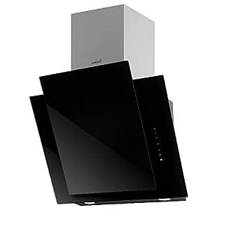 CATA PODIUM 500XGBK Negro 560m³/h E – Campana (560 m³/h, Canalizado, 53 dB, 63 dB, Negro, 50 W)