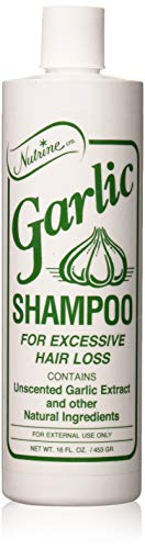 Nutrine Knoblauch Shampoo 473 ml geruchsneutral