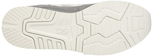 Asics Gel-Lyte III, Scarpe da Ginnastica Basse Uomo Grigio (Aluminum/white)