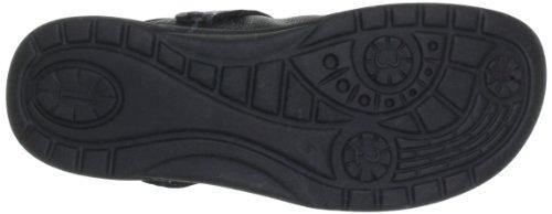 Ganter AKTIV Fabia, Weite F 5-202337-01000, Sabot donna Nero (Schwarz (schwarz 0100))