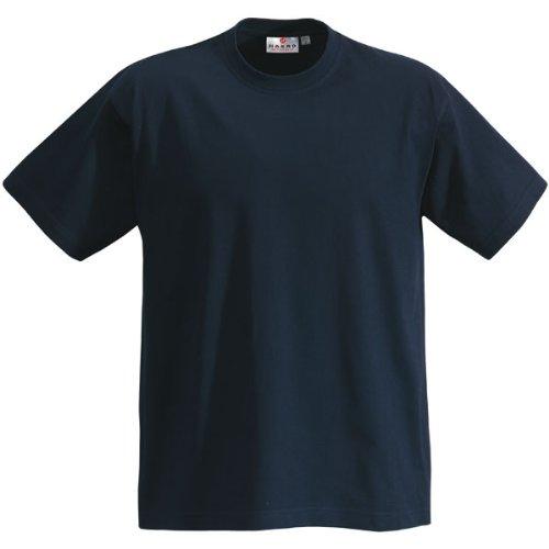 T-Shirt Heavy, Tinte, M - Weiches Baumwoll Jersey Tee